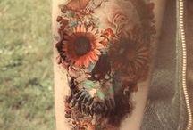 tattoos / by Ana Janošev