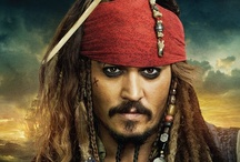 Pirates of the Carribean / One of my favorite Johnny Depp charachters and series of movies... hope they make more.. / by Brennie Krause-Kyler