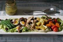 Favorite Recipes ~ Salad / by Christina Jesperson