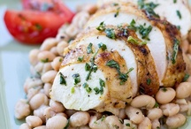 Recipes to Try ~ Chicken / by Christina Jesperson