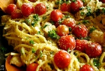 Recipes to Try ~ Pasta / by Christina Jesperson