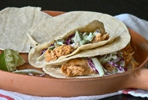 Favorite Recipes ~ Mexican / by Christina Jesperson