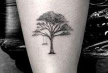 tattoos / by Lindy Crawford