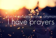 Prayers / by Jennifer Royer Arceneaux