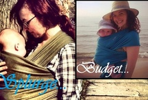 Babywearing- Product Reviews, Guides and Info / by The Mommy Dialogues