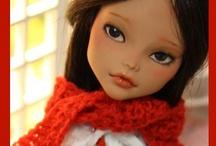 Custom dolls / by Jessica Larson
