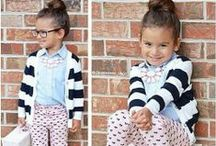{children's fashion} / by Ashley Chambers