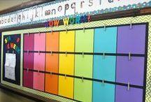 Teach - Classroom / Organizational tools, tips & tricks for the classroom.