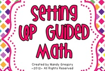 Guided math etc / Stations