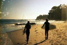 sea . shore . sun / the beach summer life / by sara valle