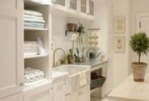Laundry & Mud Room Ideas