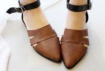 Bottes et souliers