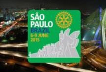 Exchange ideas / Exchange ideas with leaders from around the world at Rotary's largest event, the RI convention. Join Rotary members 6-9 June 2015 in São Paulo, Brazil. Learn more at www.riconvention.org. / by Rotary