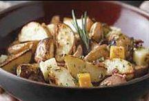 Food Favorites - #Veggie's & Sides / #Vegetable dishes #sides #dinner #grains