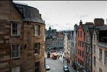 Edinburgh ♡ ♡ ♡ / Edinburgh I love you
