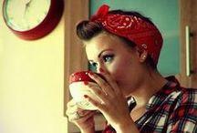 Vintage, Retro, Rockabilly Beautiful Ladies...... / by Lindy Crawford