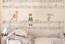Playrooms and Nurseries / Brilliant ideas for kids' rooms ❤️