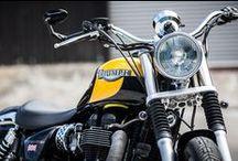 Triumph: British Thunder / The archetypal British motorcycle.