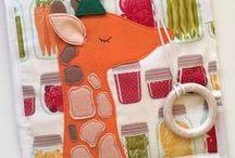 Quiet Book - Felt Busy Book - Toddler Activity Book - Тихокнижки - Развивающие книжки / ⭐️ Quiet Book - Toddler Quiet Book ⭐️ Felt Book  ⭐️Busy Book ⭐️ Baby Book  ⭐️ Travel Toy  ⭐️ Activity Book ⭐️ New Baby Gift