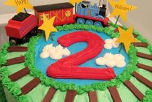 2nd Birthday party ideas / by Sally Toliver