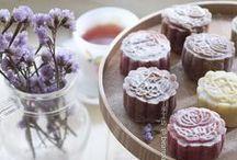 Taiyaki & Mooncakes, Springerle and Wood Molded Confections / Wood Molded Confections