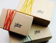 Packaging Handmade Ideas / Handmade packaging ideas