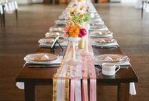 Wedding Inspiration  / A collection of inspiration for all things wedding!  / by Mallory Jackson