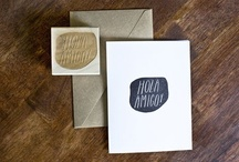 Stationary Stationery / by Andres Montano