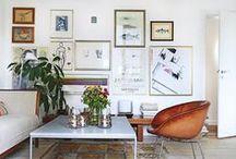 Gallery Walls / by rachel marie damiano
