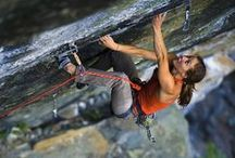 """CLiMB / in the words of Jane Austen, """"What are men compared to rocks and mountains?"""""""