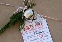 Noel / All Things Christmas- I'm kind of a Christmas junkie... :) / by Amanda Chilcote