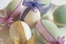 Bunnies, Eggs & Such / Easter Ideas / by Amanda Chilcote