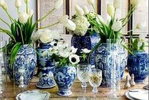 Tablescapes / by Hawlie Ohe | FabHousewife Blog
