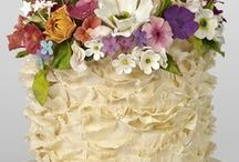 Beautiful Cakes / Beautiful cake designs and decorating inspiration. / by Carrie Bercic