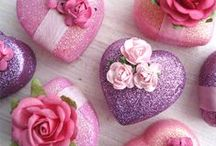 Valentine's Day / Valentine crafts, ideas and recipes. / by Carrie Bercic