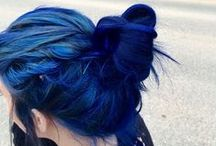 Hair. ✿ / Hairstyles and/or hair colors that catch my eye. / by Danica Helton