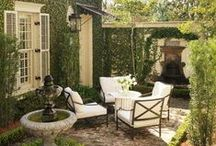 Outdoor Space / by Hawlie Ohe | FabHousewife Blog