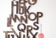 T Y P O G R A P H Y / by Kimberly Carter