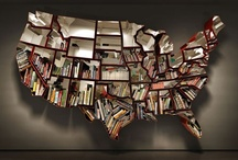 Brilliant Bookcases / by World Book Night 2014