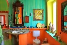 Bathroom / by Reiko Romero
