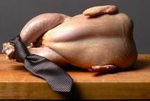 Chicken / by Reiko Romero