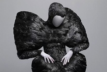 Savage Beauty / The avant-garde, ghastly, pretty, beautifully eccentric garments of Alexander McQueen and his visionary ilk.