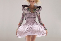 The Avant-Garde / Play of texture, theme, volume and mood- fashion at it's most original.