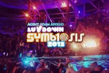 DJ Mixes by Agent Adam Apollo / LIVE Sets from around the World, exploring genres of Chillstep, Downtempo, Luvstep, Dubstep, Progressive Trance, and Drum & Bass
