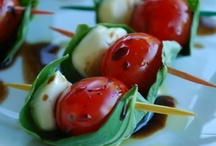 Appetizers and Starters / by Reiko Romero