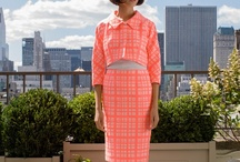 Tartans, Checks and Plaids / Tartans, picnic plaids and regular plaids are a Scottish delight- covering the love of pattern in women's fashion