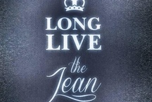 Long Live The Jean / by Paula Cahen D'Anvers