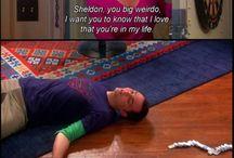 The Big Bang Theory / by Lori Smith