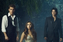 Vampire Diaries / Love love love this show, and am a die hard Delena supporter / by Shelby Wells