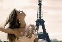 De-lovely Paris Fashion  / Fashion in Paris, Eiffel Tower included! Anything else just has that Parisian class...